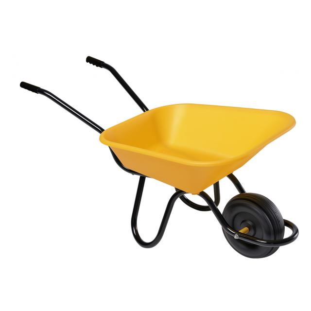 Wheelbarrows intended for children from 3 years of age