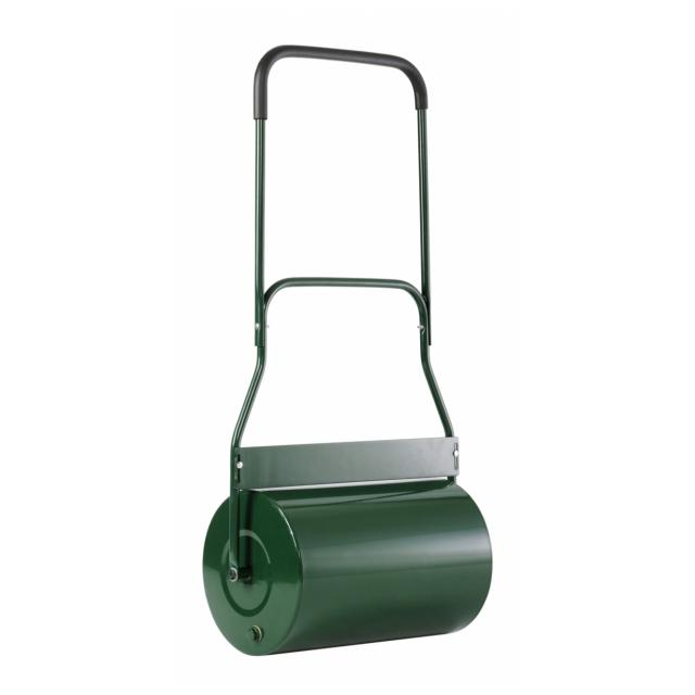 Metal roller for a beautiful, flat and uniform lawn!